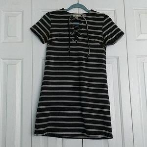 🌞 Striped T-Shirt Dress 🌞